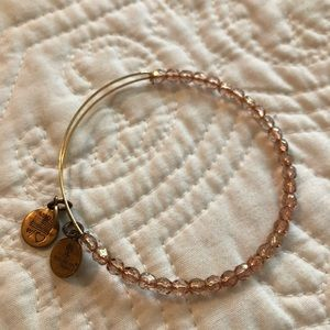 Beaded Alex and Ani bracelet